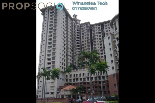 For Sale Condominium at Casa Tropicana, Tropicana Leasehold Fully Furnished 2R/3B 670k
