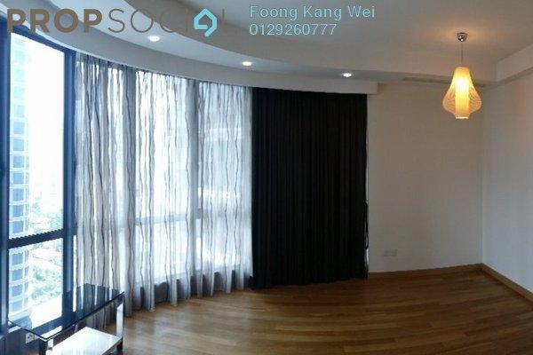For Rent Condominium at 11 Mont Kiara, Mont Kiara Freehold Semi Furnished 4R/5B 12.5k