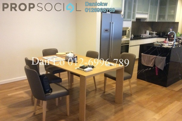 For Sale Condominium at St Mary Residences, KLCC Freehold Fully Furnished 1R/1B 1.58m