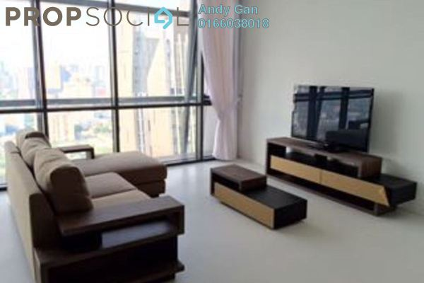 For Rent Condominium at The Capers, Sentul Freehold Fully Furnished 3R/4B 3.9k