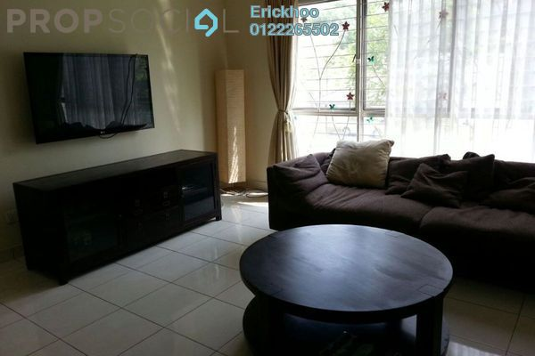 For Rent Townhouse at Lagoon Villas, Kota Kemuning Freehold Fully Furnished 3R/3B 2.6k