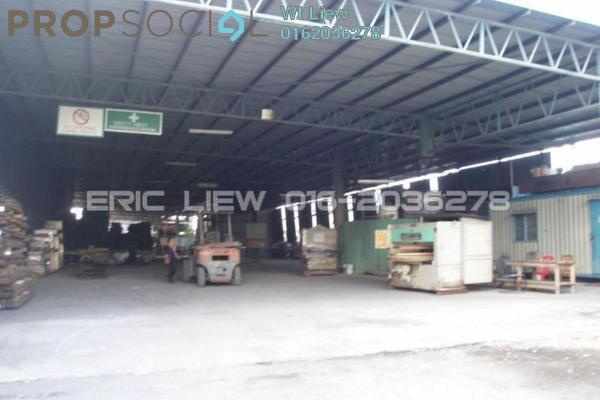 For Rent Factory at Pandamaran Industrial Estate, Port Klang Leasehold Unfurnished 0R/0B 35k