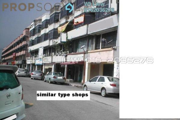 For Rent Shop at Taman Bayu Perdana, Klang Freehold Unfurnished 0R/0B 1.1k