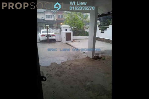 For Rent Terrace at Sri Suria, Bukit Rimau Freehold Unfurnished 4R/3B 1.55k