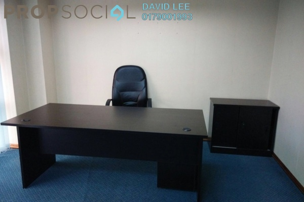 For Rent Office at Plaza 138, KLCC Freehold Semi Furnished 2R/1B 2.3k