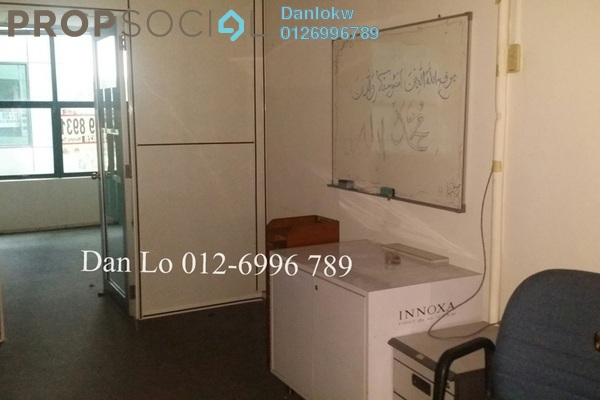 For Rent Office at Megan Avenue 1, KLCC Freehold Semi Furnished 2R/2B 4.35k