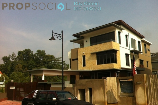 For Sale Bungalow at Equine Park, Bandar Putra Permai Leasehold Semi Furnished 7R/9B 5m