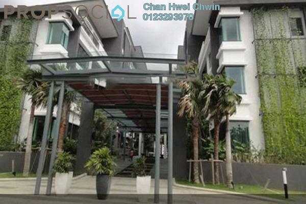 For Rent Condominium at Sé Terra, Bandar Utama Leasehold Semi Furnished 3R/3B 3.7k