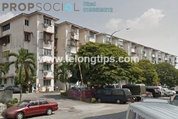 For Sale Condominium at Pandan Puteri, Pandan Indah Leasehold Unfurnished 3R/2B 175k