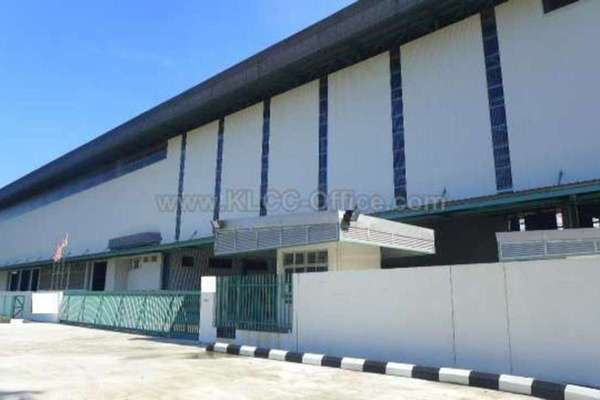 For Rent Factory at Section 22, Shah Alam Leasehold Unfurnished 0R/0B 128k