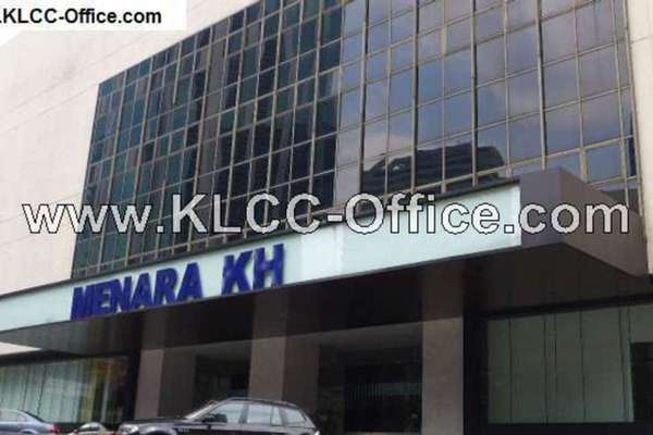 For Rent Office at Menara KH, KLCC Leasehold Unfurnished 0R/0B 24.5k