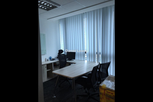 For Rent Office at Hampshire Place, KLCC Leasehold Unfurnished 0R/0B 18.2k
