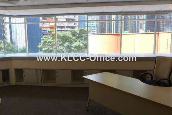 For Rent Office at Menara MIDF, Bukit Ceylon Leasehold Unfurnished 0R/0B 12.6k