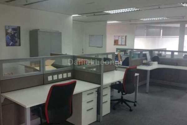 For Rent Office at UBN Tower, KLCC Leasehold Unfurnished 0R/0B 15k
