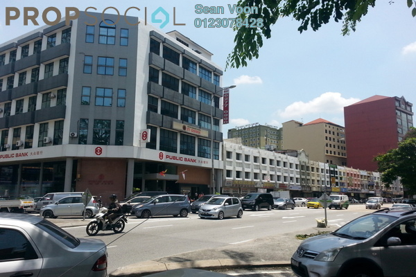 For Rent Shop at Taman Million, Sentul Freehold Unfurnished 1R/2B 24k