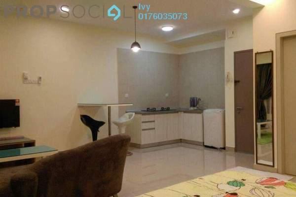 For Rent Condominium at Flexis @ One South, Seri Kembangan Leasehold Semi Furnished 1R/1B 1k
