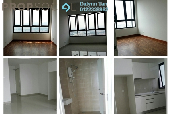 For Sale Condominium at i-Residence @ i-City, Shah Alam Freehold Semi Furnished 2R/1B 450k