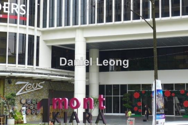 For Sale Office at One Mont Kiara, Mont Kiara Leasehold Unfurnished 0R/0B 2.49m