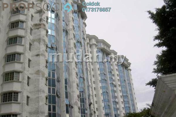 For Sale Condominium at Heritage, Setapak Freehold Unfurnished 3R/2B 390k