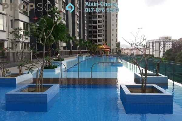For Rent Condominium at Amara, Batu Caves Freehold Semi Furnished 3R/2B 1.2k
