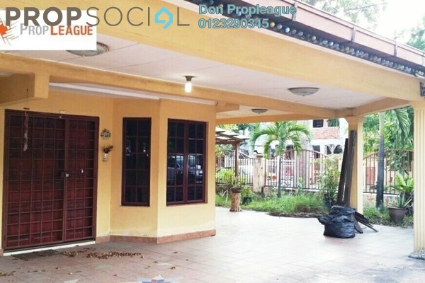 For Sale Terrace at Section 7, Kota Damansara Leasehold Semi Furnished 4R/3B 999k