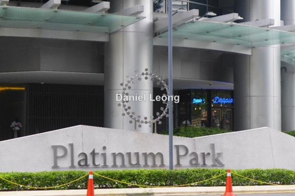 For Rent Office at Menara TH @ Platinum Park, KLCC Leasehold Unfurnished 0R/0B 36.9k