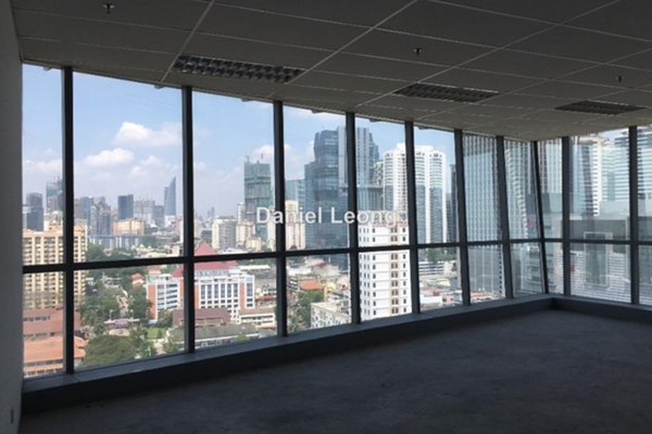 For Rent Office at Sentral Vista, Brickfields Leasehold Unfurnished 0R/0B 9.5k