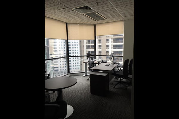 For Rent Office at Menara HLA, KLCC Leasehold Unfurnished 0R/0B 29.2k