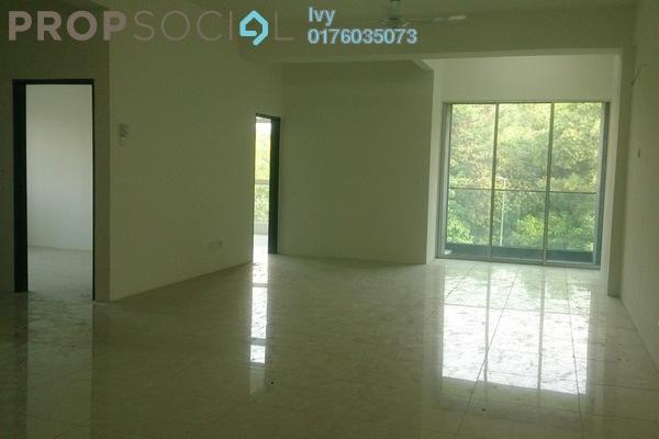 For Rent Condominium at Mahkota Garden Condominium, Bandar Mahkota Cheras Freehold Unfurnished 3R/2B 1.4k