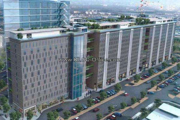 For Rent Office at One City, UEP Subang Jaya Leasehold Unfurnished 0R/0B 10.5k