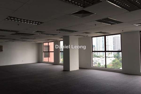 For Rent Office at Menara Mutiara Bangsar, Bangsar Leasehold Unfurnished 0R/0B 7.88k