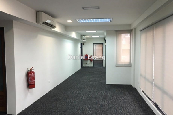 For Rent Office at Menara Mutiara Bangsar, Bangsar Leasehold Unfurnished 0R/0B 35k