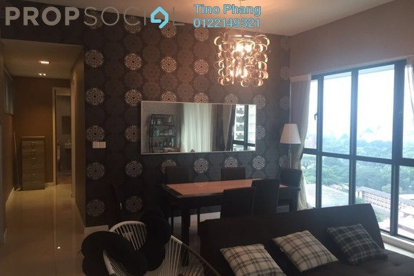 For Rent Serviced Residence at Setia Sky Residences, KLCC Freehold Fully Furnished 3R/2B 3.8k