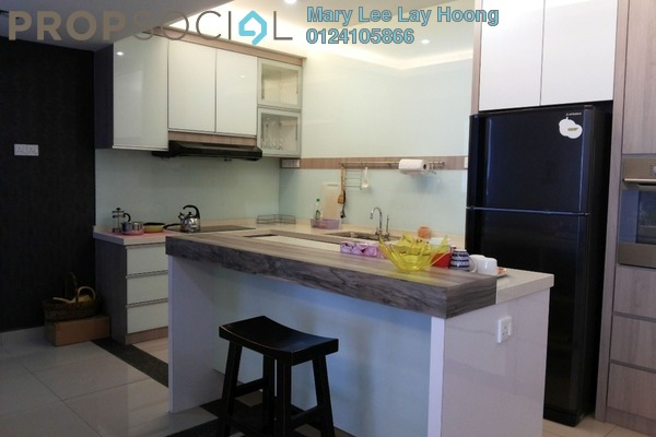 For Rent Condominium at Surin, Tanjung Bungah Freehold Fully Furnished 3R/2B 2.8k