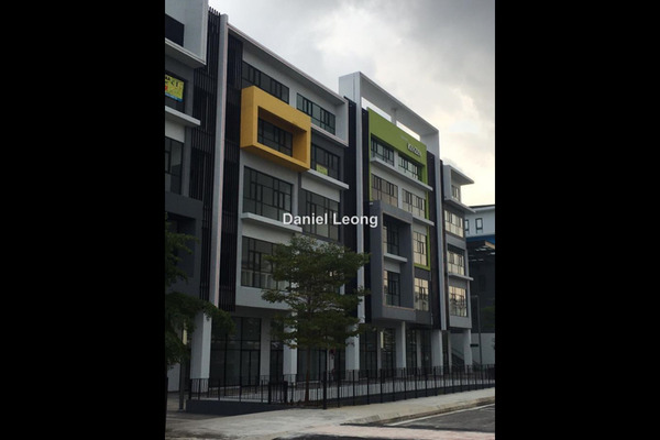 For Rent Office at CBD Perdana 3, Cyberjaya Leasehold Unfurnished 0R/0B 3k