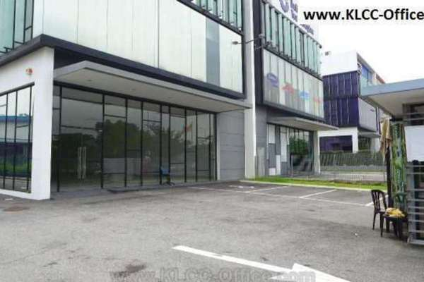 For Rent Office at Hicom Glenmarie, Glenmarie Leasehold Unfurnished 0R/0B 41k