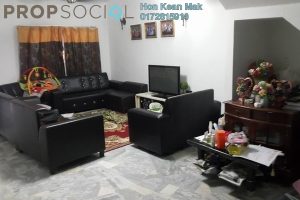 For Sale Terrace at Taman Wawasan, Pusat Bandar Puchong Freehold Semi Furnished 4R/3B 798k
