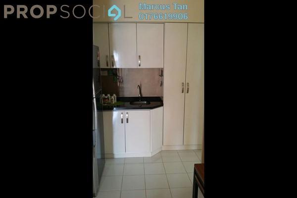 For Sale Condominium at Plaza Menjalara, Bandar Menjalara Leasehold Fully Furnished 3R/2B 668k