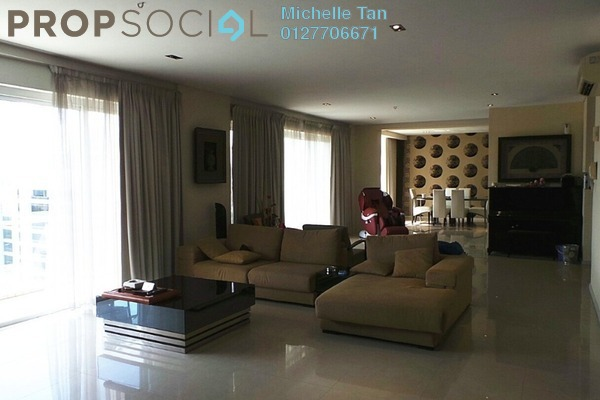 For Sale Condominium at Bintang Goldhill, KLCC Freehold Fully Furnished 4R/5B 1.66m