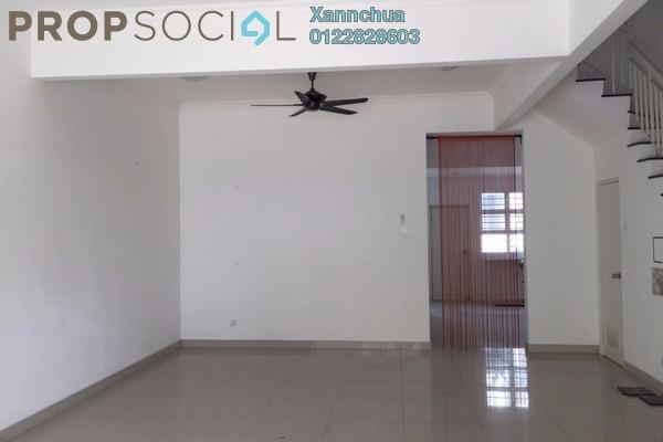 For Rent Terrace at Indah Residences, Kota Kemuning Freehold Unfurnished 4R/4B 1.5k