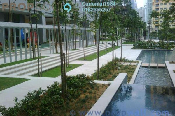 For Rent Condominium at Hampshire Residences, KLCC Freehold Fully Furnished 3R/3B 6.5k