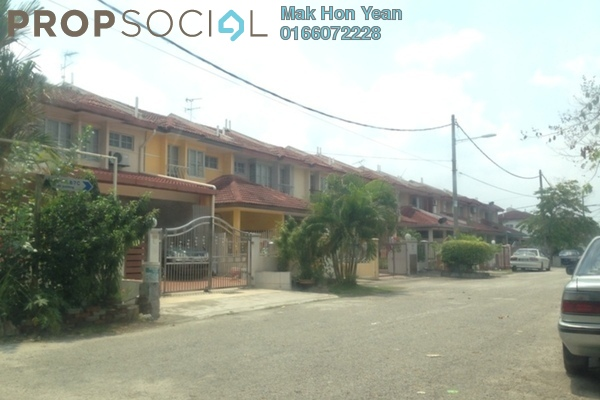 For Sale Terrace at PU10, Bandar Puchong Utama Freehold Semi Furnished 4R/3B 448k