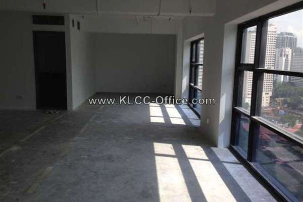 For Rent Office at Plaza 138, KLCC Leasehold Unfurnished 0R/0B 6k