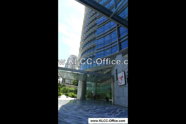 For Rent Office at Platinum Park, KLCC Leasehold Unfurnished 0R/0B 120k