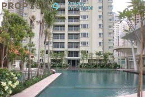 For Rent Condominium at Mont Kiara Aman, Mont Kiara Freehold Semi Furnished 3R/3B 5k