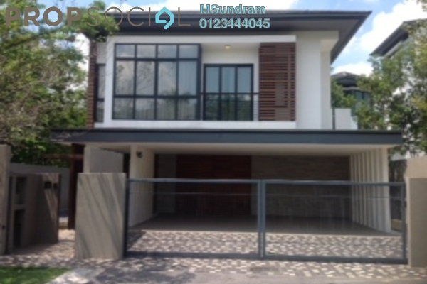 For Sale Bungalow at Seputeh Gardens, Seputeh Freehold Semi Furnished 7R/6B 6.5m