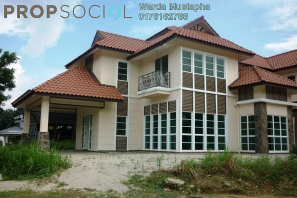 For Sale Bungalow at Precinct 10, Putrajaya Freehold Unfurnished 6R/6B 2.68m