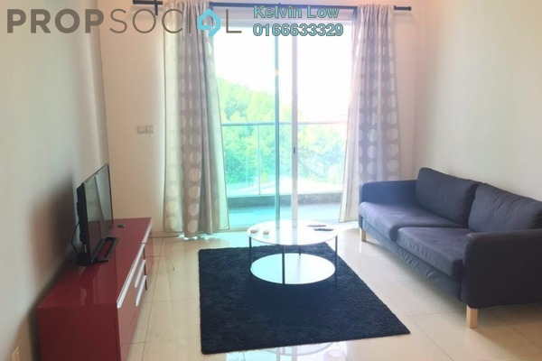 For Rent Condominium at Surian Residences, Mutiara Damansara Freehold Fully Furnished 4R/4B 3.8k