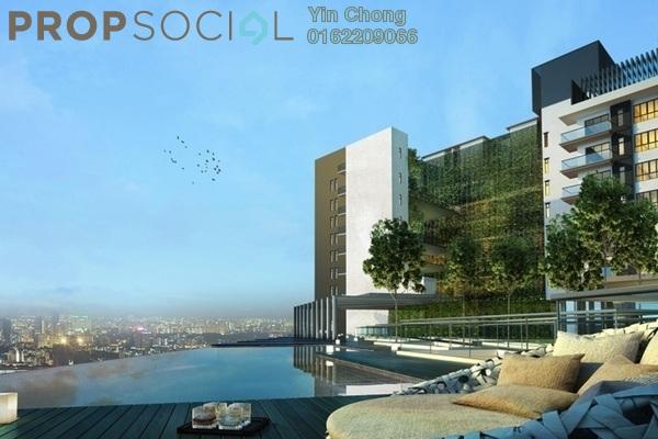 For Rent Condominium at Univ 360 Place, Seri Kembangan Leasehold Fully Furnished 1R/1B 1.3k