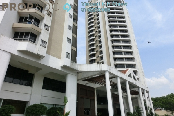 For Sale Condominium at SuCasa, Ampang Hilir Freehold Fully Furnished 2R/1B 530k